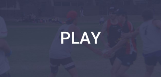 Play Touch Football in Victoria.