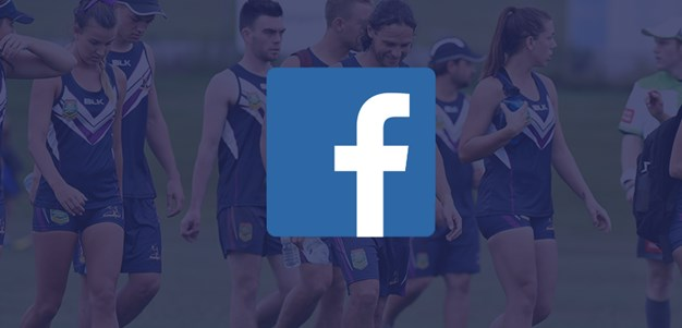 Stay up to date with competition news on Facebook