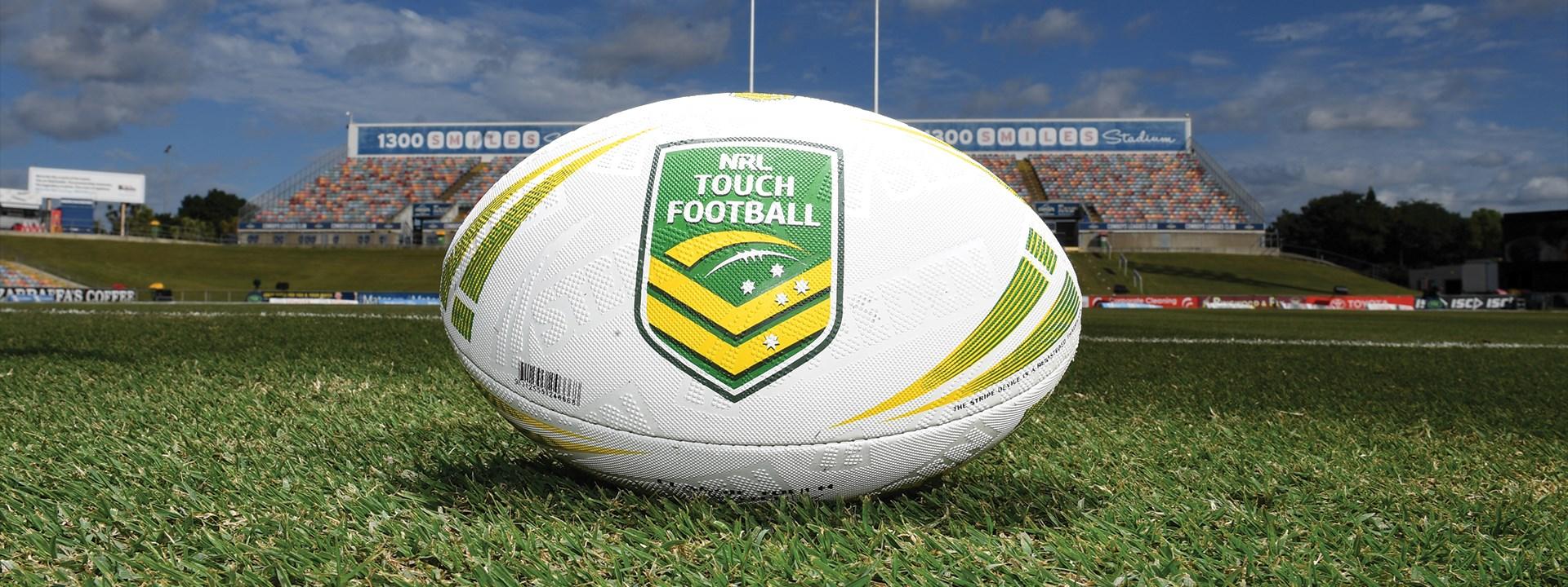 Palmerston (NT) - Touch Football Australia