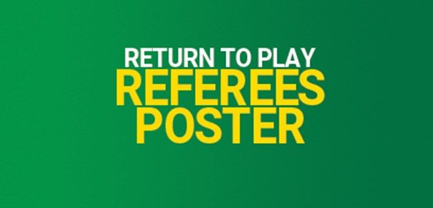 Infographic Poster - Referees